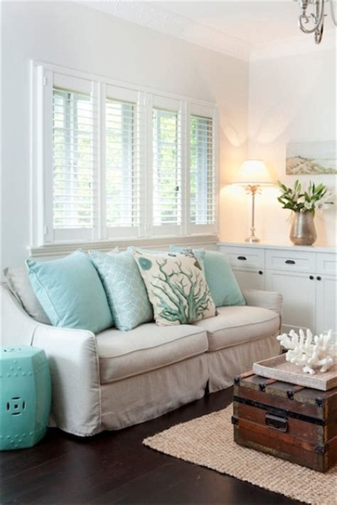 Beachy Room Decor 37 Sea And Inspired Living Rooms Digsdigs