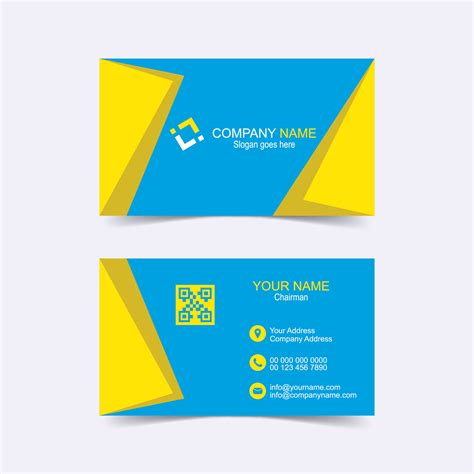 Business Card And Flyer Design