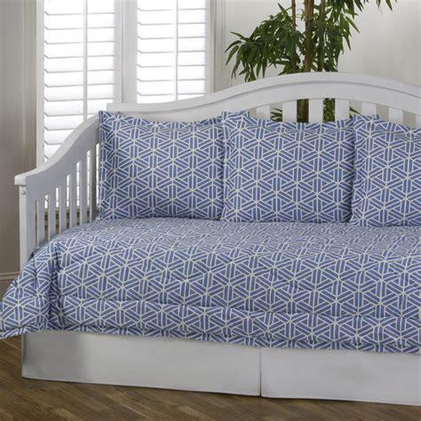 daybed comforter set delectablyyours caspian blue daybed bedding