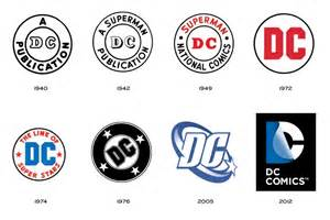History Of Logo Check Out The New Dc Comics Logo