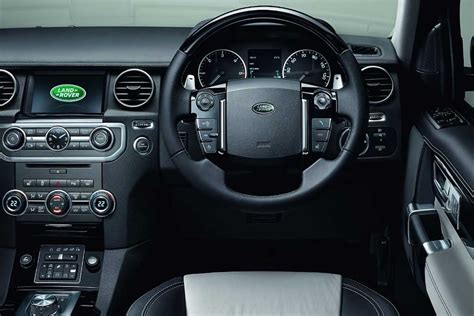 Land Rover Discovery Interior by 2014 Land Rover Discovery 4 Interior Top Auto Magazine