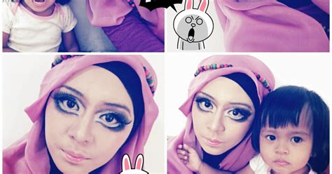tutorial dandan ala barbie ini vindy yang ajaib serunya dandan ala anime eyes