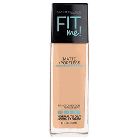 Maybelline Fit Me Foundation Di Counter maybelline fit me matte poreless liquid foundation price