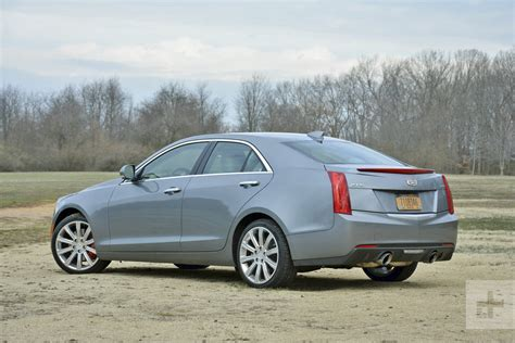 Cadillac Ats Specs by 2018 Cadillac Ats Sedan Review Driving Impressions