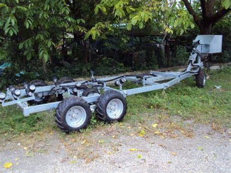 carrelli porta gommoni usati carrello motorizzato barca gommone varo ed alaggio