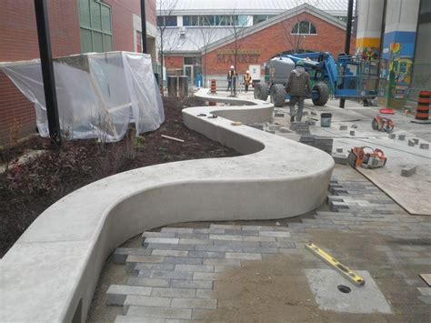 concrete curved bench 17 best images about curves on pinterest gravel path the park and concrete walls