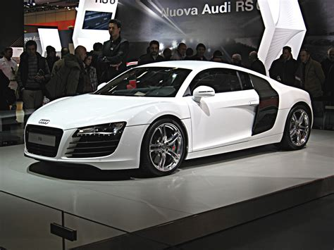 Wiki Audi R8 by Fichier Audi R8 Front View Jpg Wikip 233 Dia