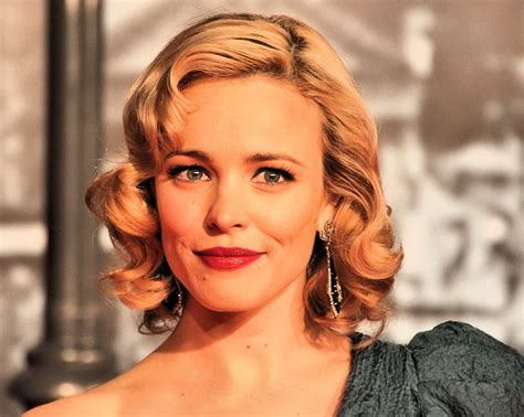 canadian commercial actresses beautiful rachel mcadams style women styler
