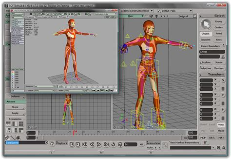 microspot 3d rendering software six great free 3d modeling programs softimage xsi mod tool