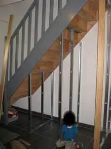 maison de j 233 r 244 me et laetitia am 233 nagement meuble sous escalier