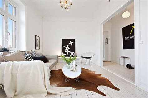 Best Apartment Floor Plans 35 light and stylish scandinavian living room designs