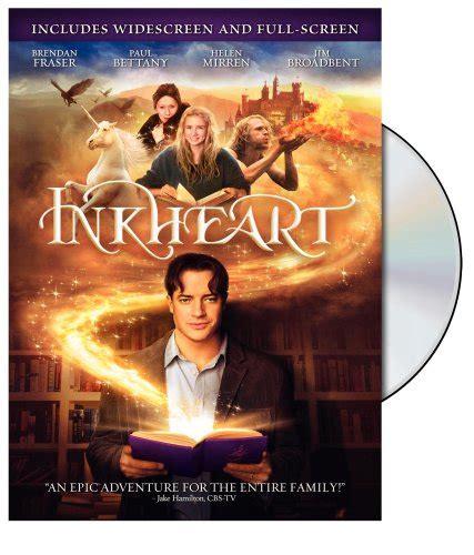 film fantasy in dvd inkheart fantasy film dvd review