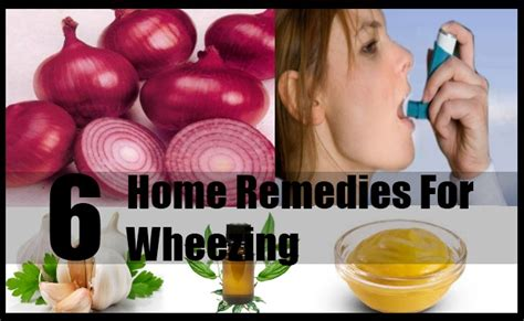 6 wheezing home remedies treatments and cures