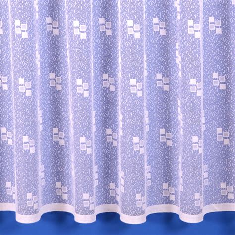 Bright White Curtains Top Quality Contemporary Net Curtain Bright White Sold By The Metre Ebay