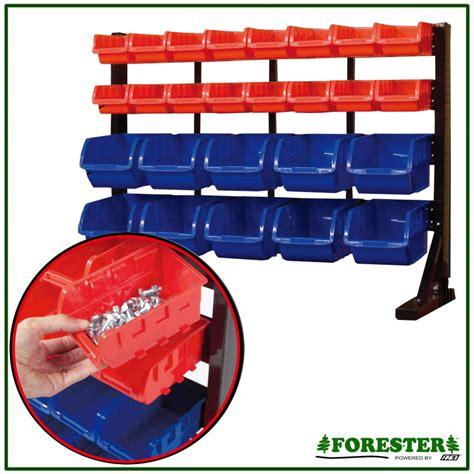 bench top bin bench top storage bin rack 8548