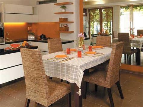 desain ruang tamu dan ruang makan jadi satu rumah minimalis bentuk desain dapur dan ruang makan minimalis jadi satu