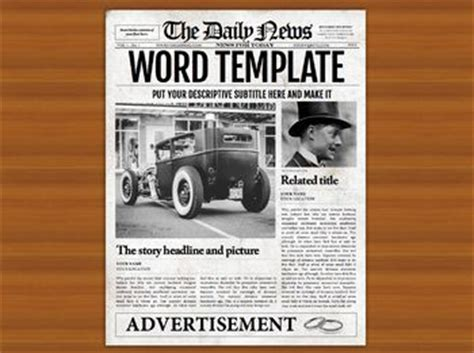1920s newspaper template 25 best newspaper article template ideas on