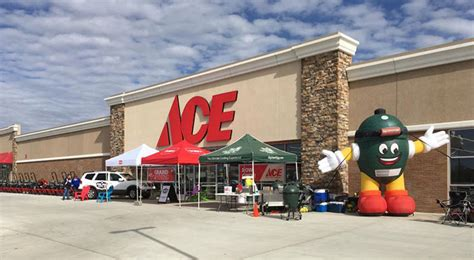 ace hardware up town center ace hardware to open new customer care center homeworld