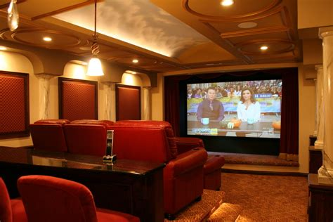home theater design gallery traditional home theaters kole digital