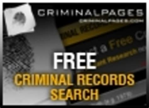 Where To Look Up Arrest Records Background Investigation Criminal History Record Free Criminal Background Check