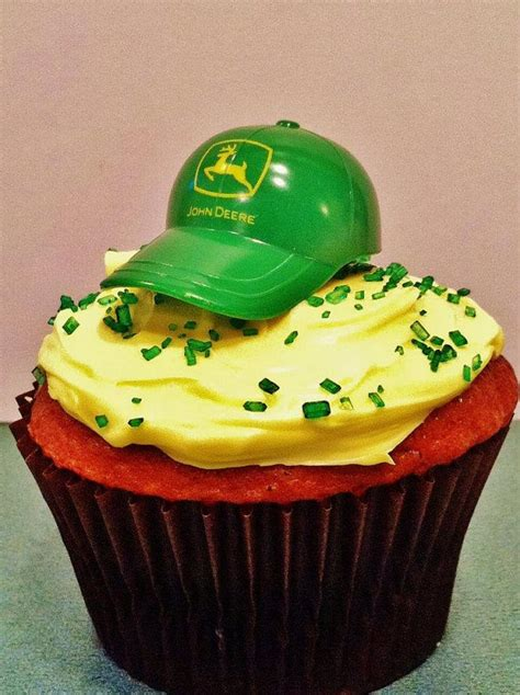 Deere Cupcake Decorations by Deere Cupcake Toppers 12pk By Primpmycupcakeshop On