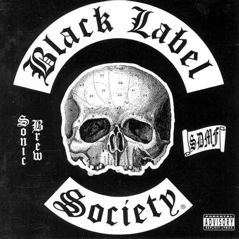 Black Label Society 5 Size M frustrados rock and roll discografias black label society discografia