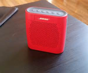 bose color soundlink review bose soundlink color review lure of mac