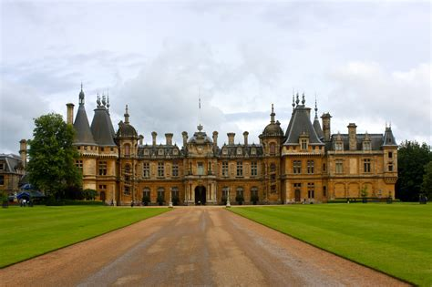 waddesdon manor 301 moved permanently
