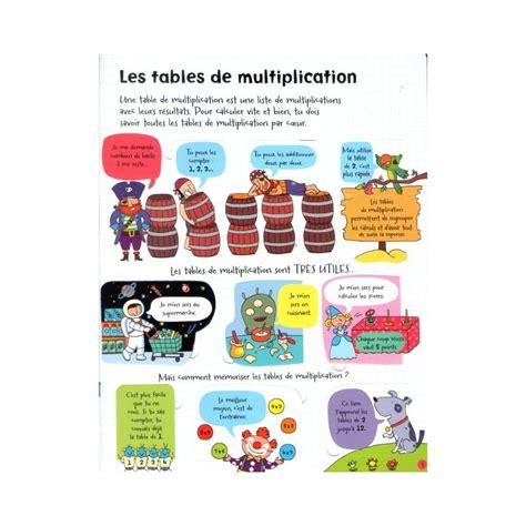 1409576965 les tables de multiplication rosie dickins les tables de multiplication livres en