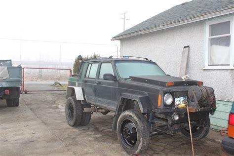 Jeep Comanche Dually Dually Xj Jeep Forum