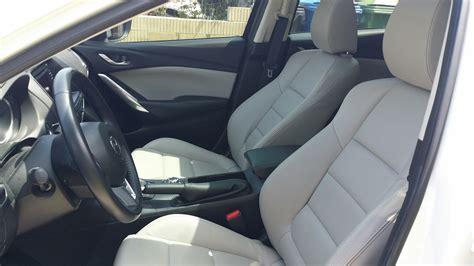 mazda 3 leather seat care mazda 6 forums mazda 6 forum mazda atenza forum
