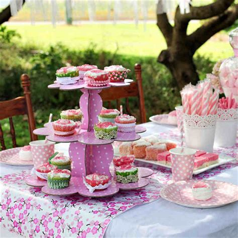 Gamis Anak Flower Tutu Pink top 30 dessert table ideas for your table