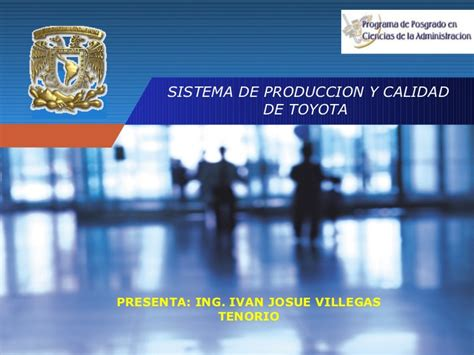 SISTEMA DE PRODUCCION TOYOTA
