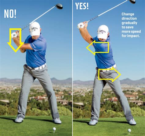 Driver Golf Swing Tip Golf Lessons