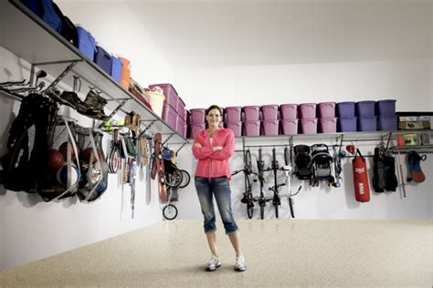 Garage Organization Monkey Bars Organizing Sports Gear In Your Garage Monkey Bars Of