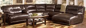 Exceptional Kid Friendly Sectional Sofa #1: Great-Faux-Leather-Sectional-Sofa-Ashley-65-About-Remodel-Fabric-Sectional-Sofas-With-Chaise-with-Faux-Leather-Sectional-Sofa-Ashley.jpg