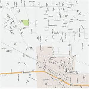 silsbee map contact us