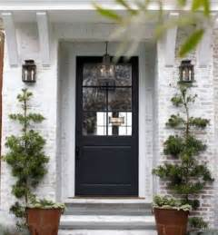 front door colors for brick house front doors dreaming in color lemonade