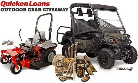 Outdoor Gear Sweepstakes - quicken loans outdoor gear giveaway sweepstakesbible