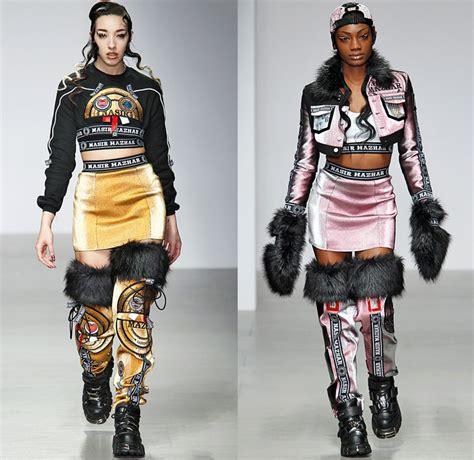 urban streetwear fashion for women nasir mazhar 2014 2015 fall winter womens runway denim