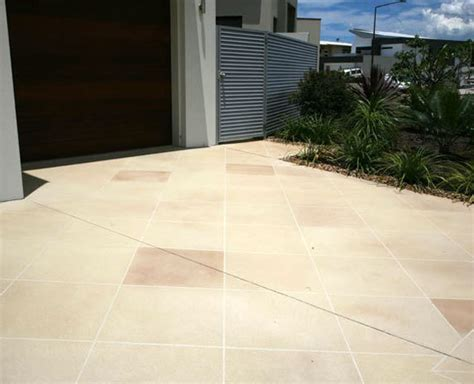 Brisbane Driveway and External epoxy flooring, Concrete