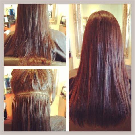 cap hair extensions pavlova salon best hair salon in st wading