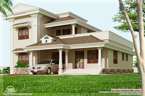 new house plans in kerala 2012 house design ideas