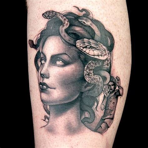 medusa head tattoo medusa images designs