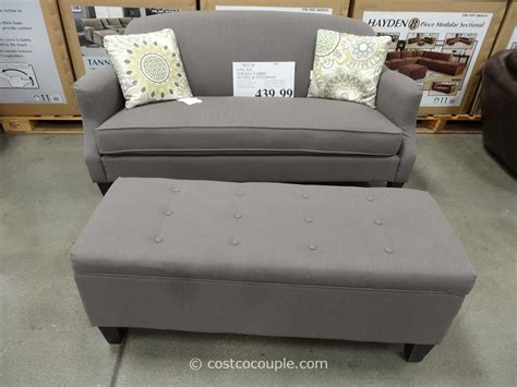 Costco Ottoman Costco Marks And Cohen Jacobsen Sectional Ask Home Design
