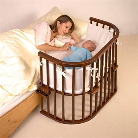 Cleverly Bed Extension For Your Sweet Baby Home Design Baby Bedside Crib