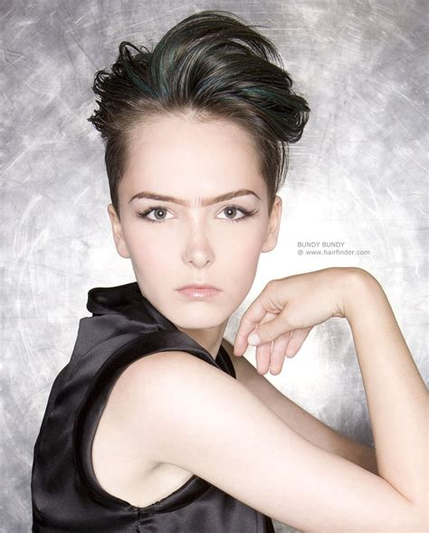 lady hair styles for short sides and long back womens haircuts short back and sides haircuts models ideas
