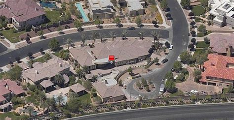 corner floyd mayweather jr home in las vegas