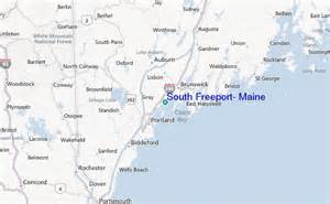 south freeport maine tide station location guide