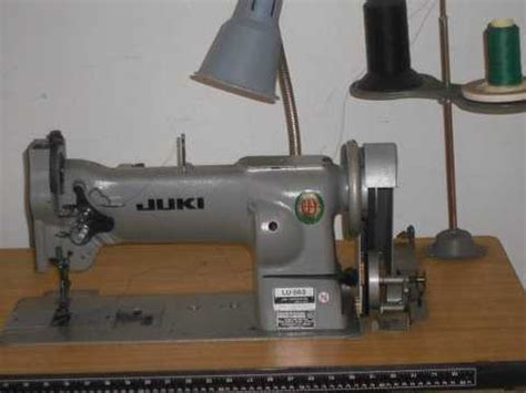 Auto Upholstery Sewing Machines For Sale by Commercial Sewing Machine Classifieds Claz Org